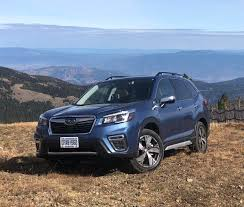 Subaru Forester Light Blue With The Subaru Forester You Cant Go Wrong The Star