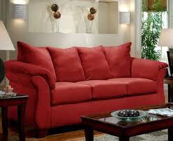 affordable furniture sensations red brick sofa. RED BRICK SOFA Affordable Furniture Sensations Red Brick Sofa Clearing House