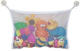 mesh bath toy organizer 2 ultra strong hooks the perfect net for bathtub toys bathroom storage these multi use organizer bags make bath toy storage easy