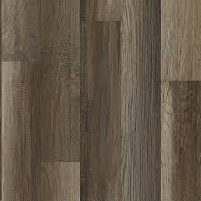 Style Selections 7.59-in W x 4.23-ft L Aged Gray Oak Smooth Wood