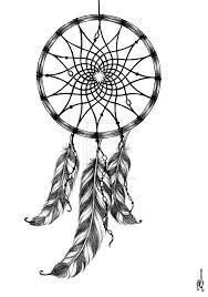 Native Dream Catchers Drawings Indian Dream Catcher Tattoo Design Photos Pictures and Sketches 95
