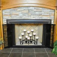 iron candle holders for fireplace awesome iron candle holders for fireplace
