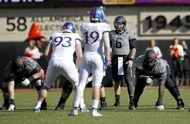 West Virginia University Football Depth Chart Osu Football Dru Brown Has The Road Map To Leaving Quite