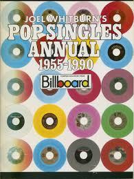 Pop Singles Annual 1955 99 Pop Singles Annual 1955 1990