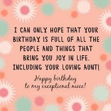 215 Ways To Say Happy Birthday Niece Find The Perfect Birthday Wish
