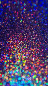 Sparkle Rainbow Glitter Wallpaper Iphone