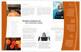 Microsoft Word Pamphlet Pamphlet Templates 6 Beautiful Designs For Any Business
