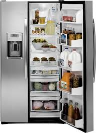 Ge Profile Refrigerator Problems Pss28kshss Ge Profile Series 284 Cu Ft Side By Side