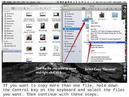 File Copy Mac How To Move Files To Usb Memory Stick