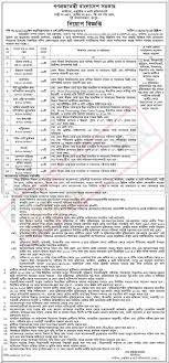 rangpur customs excise vat job circular rangpur customs excise vat commissionerate job circular