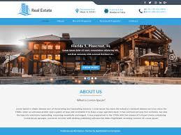 real estate free construction realestate free wordpress themes
