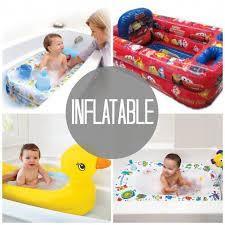 inflatable toddler bathtub