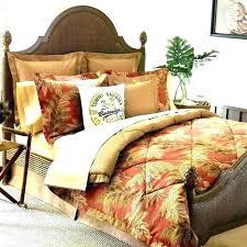 tropical beach comforter sets bright bedding california king birds