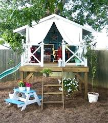 backyard play house plans outdoor playhouse outdoor playhouses wood playhouse plans free build backyard playhouse