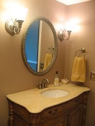 Modern Traditional Half Bathrooms Halfbath Vanit Pic Source E In Simple Design