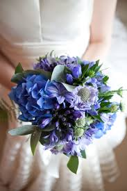 flower bouquets for weddings. blue flower bridal bouquets alluring for weddings
