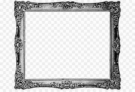 vintage black frame png. Unique Black Picture Frame Clip Art  Vintage Frame PNG Transparent Image And Black Png A