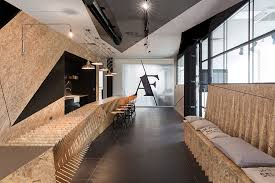 ad agency office design. (Courtesy Design Haus Liberty) Ad Agency Office