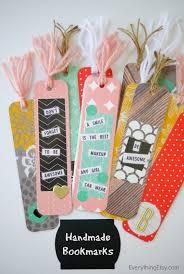diy school supplies you need for back to school diy handmade bookmarks cuter