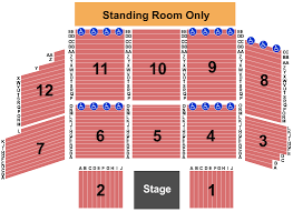 Rivers Casino Event Center Seating Chart Rivers Resort Event Center Seating Chart Pittsburgh