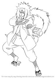 how to draw jiraiya from naruto