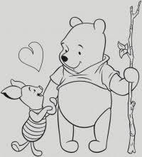 Winnie The Pooh Da Colorare Per Bambini Cartoni Animati Da