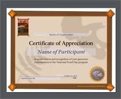 Sample Certificate Of Appreciation Templates 35 Download