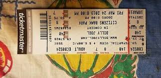 Billy Joel Tickets Philly 5 24 19 Citizens Park 95 00