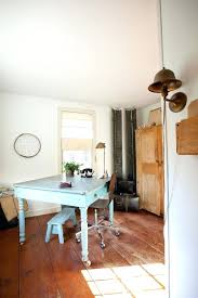 country style office furniture. View In Gallery Shabby Chic Style The Home Office Is Easy To Work With From Country Furniture C