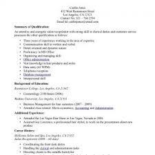 sample receptionist resume cover letter template template sample receptionist resume cover letter exciting sample resume sample receptionist resume cover letter