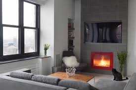 Symphony 32 Inch Vent Free Gas Fireplace  Remote Ready  With Ventless Fireplaces