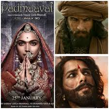 padmaavat why this deepika padukone ranveer singh shahid kapoor  the movie starring deepika padukone shahid kapoor and ranveer singh is accused
