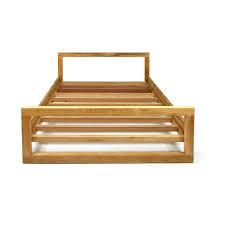 Teak Bedroom Furniture Buy Teak Wood Bedroom Set Notting Hill Online In India Best