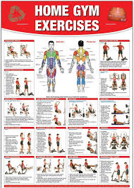 workout exercises march 2017