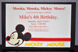 mickey mouse invitation template mickey mouse clubhouse mickey mouse invitation template party invitations ideas