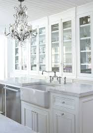 an elegant white kitchen part of styleblueprint s 17 beautiful white kitchens on styleblueprint each