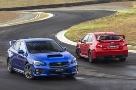 2015 Subaru WRX STI on sale in Australia from $49,990 ...