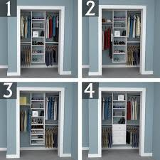best reach in closet design photo 1
