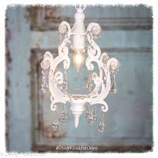 chandeliers white shabby chic mini chandelier shabby chic white crystal chandelier photography studio props shabby