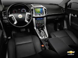 Car Picker - chevrolet Captiva Sport interior images