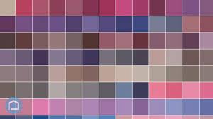 Violet Colour Chart Colour Palettes For The Home What Colour Suits Your Style