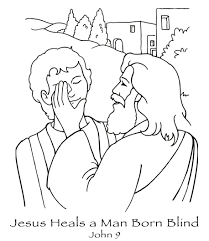 printable picture of jesus. Perfect Printable Awesome Free Coloring Pages Printable Jesus Heals The Blind Man For Picture Of A