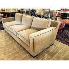 ralph lauren sofa. American Classical Ralph Lauren Mohair Graham Sofa For Sale