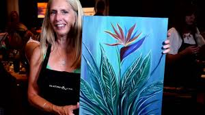 painting vino paintings