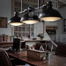 industrial loft lighting. Industrial Light Lamp Vintage Pendant Lamps Bar Cafe Loft Lights Edison Bulb E27 Black Lighting L