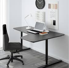 Bekant standing desk by IKEA home office furniture ideas