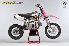 ycf start f125s dirt bike proracer west gosford