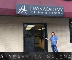 Hays Academy Of Hair Design Hays Ks Hours Hays Academy Of Hair Design Celebrates 5 Years In Salina