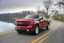 Chevy Surprise: Its 2019 Silverado Pickup Will Get A 4-Cylinder ...