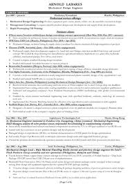 Mechanical Engineering Resume Examples Gorgeous Mechanic Resume Mechanical Engineering Hvac Design Mechanical